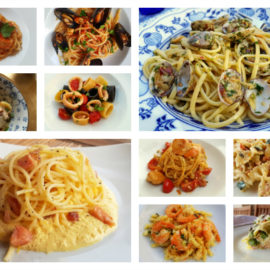 10 seafood pasta recipes