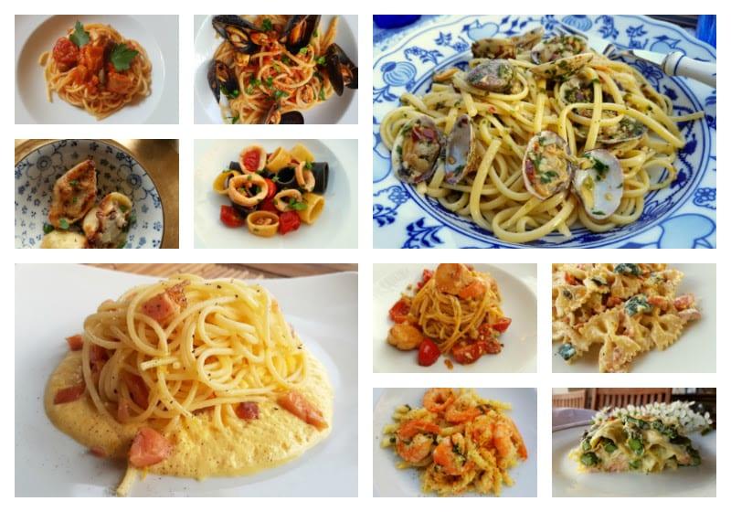 10 seafood pasta recipes