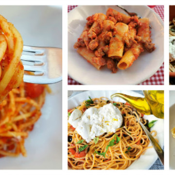 12 authentic Roman pasta recipes