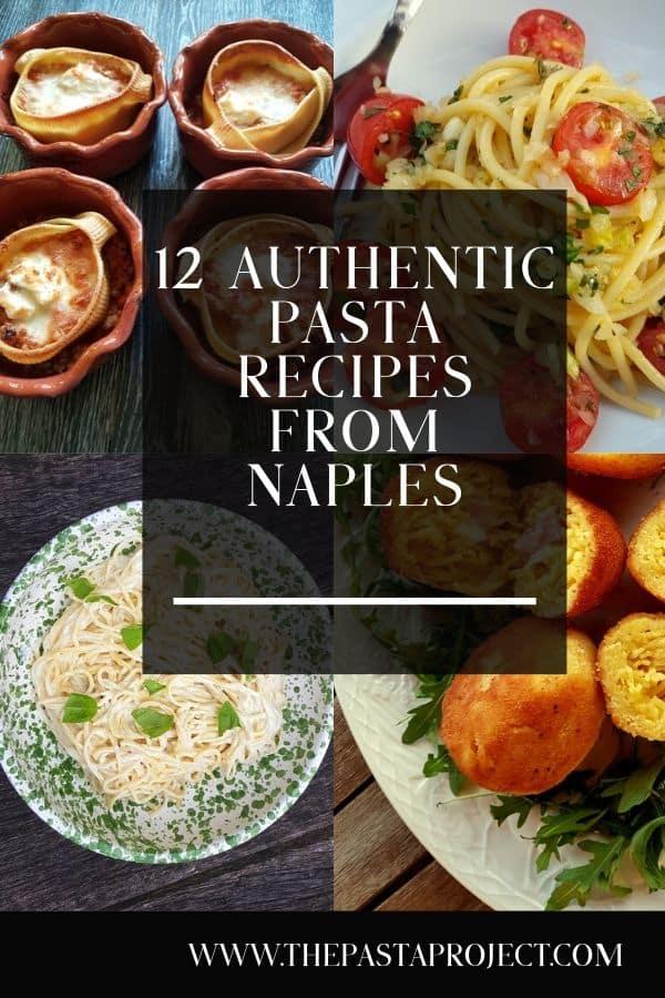 12 authentic Neapolitan pasta recipes