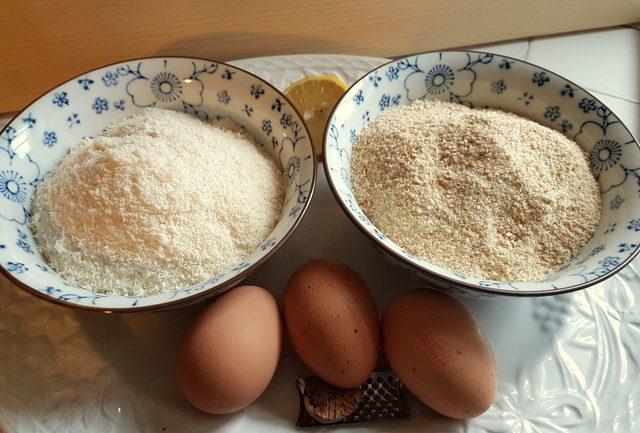 making passatelli with broth