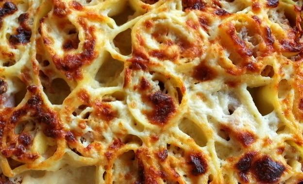 Baled Pasta-Roses