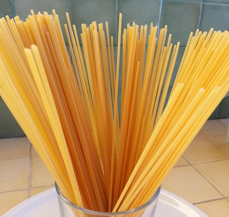 Spaghetti no 9