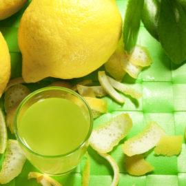 Limoncello & Lemons