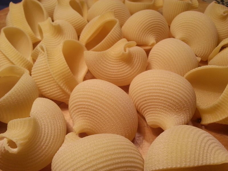 Lumaconi are great for stuffing