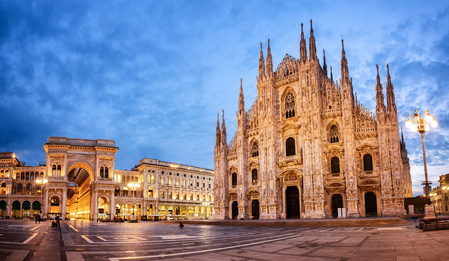 Milan Cathedral, Lombardy