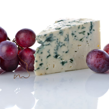 Gorgonzola comes from Lombardy