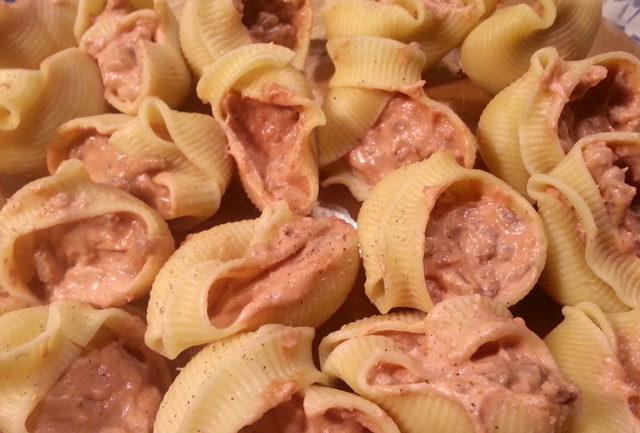 Lumaconi pasta