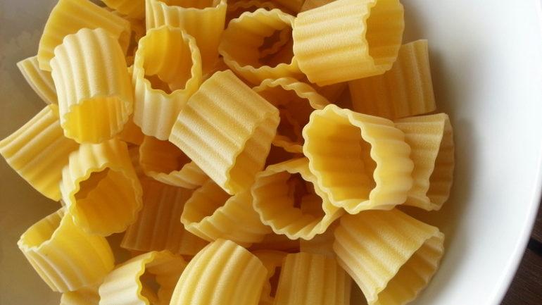 Mezzi Paccheri Rigati