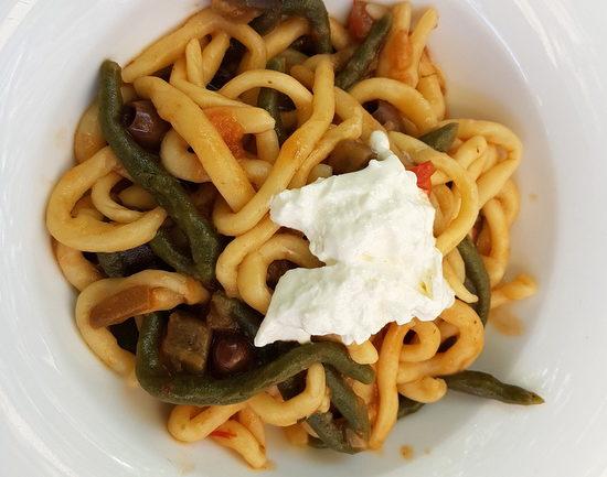 Restaurant Dei Cartoni pasta