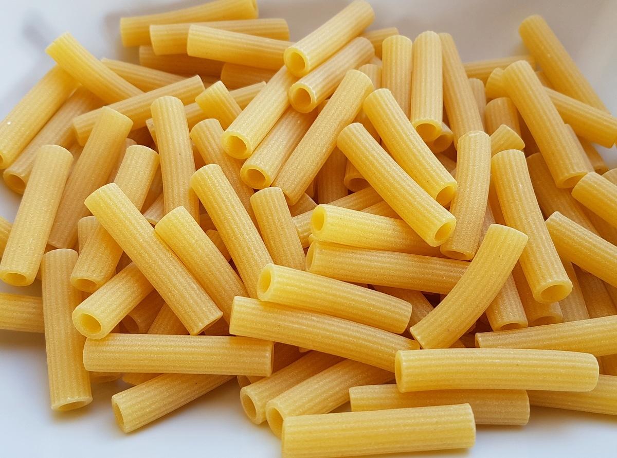 Sedani rigati – The Pasta Project