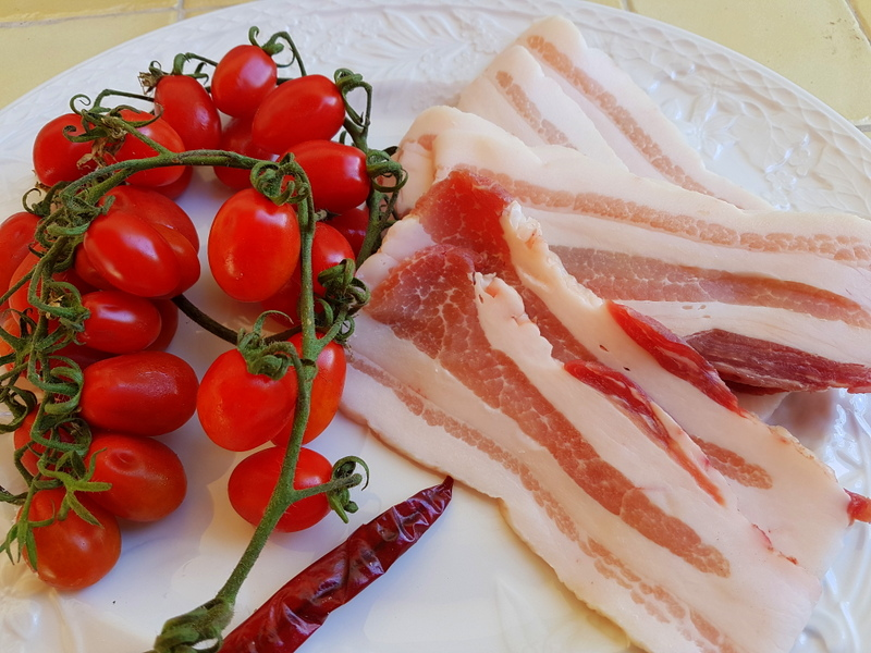 amatriciana ingredients