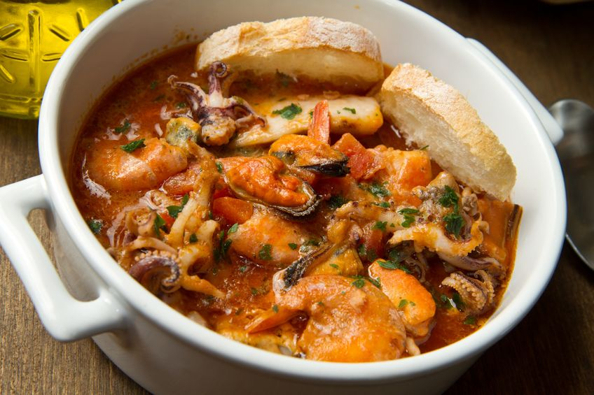 brodetto fish soup