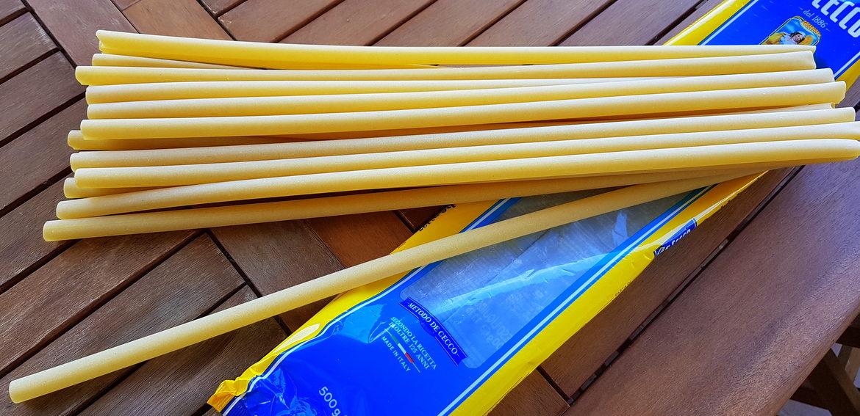 candele long pasta