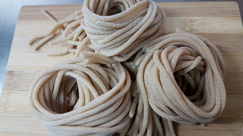 lombrechelli made with senatore capelli flour