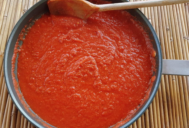 pasta with Nduja