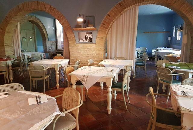 Restaurant Dei Cantoni, Longiano