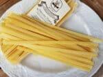 Fettuccine pasta (lisce e rigati)