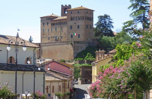 Dei Cantoni, Longiano