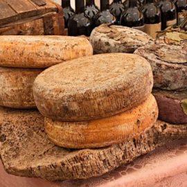 Sardinia cheese