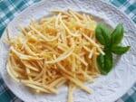 Scialatielli pasta from Amalfi