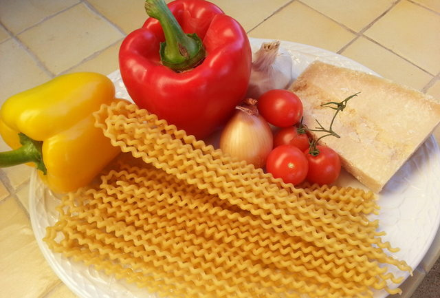 long fusilli (lunghi)