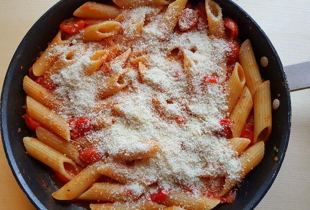 Pasta allo scarpariello Neapolitan pasta with tomato sauce recipe