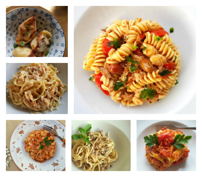 6 Italian canned tuna pasta recipes