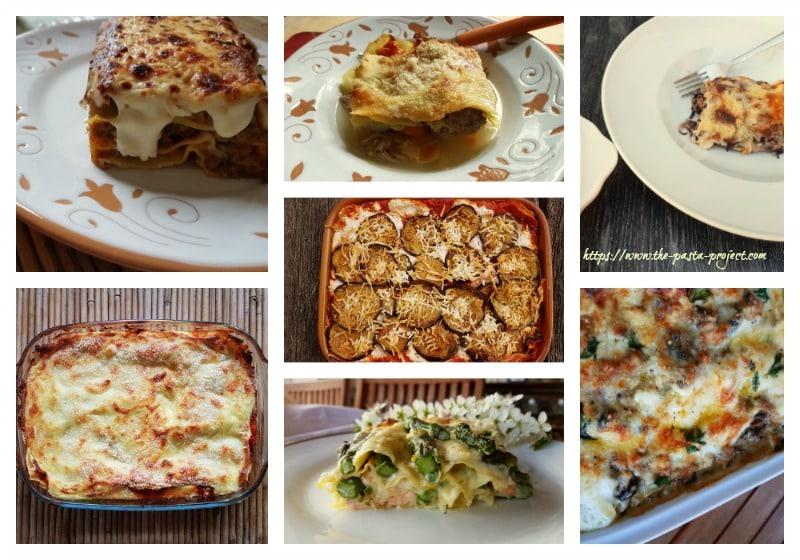 7 Italian lasagna recipes