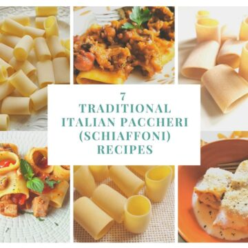 7 Italian paccheri recipes