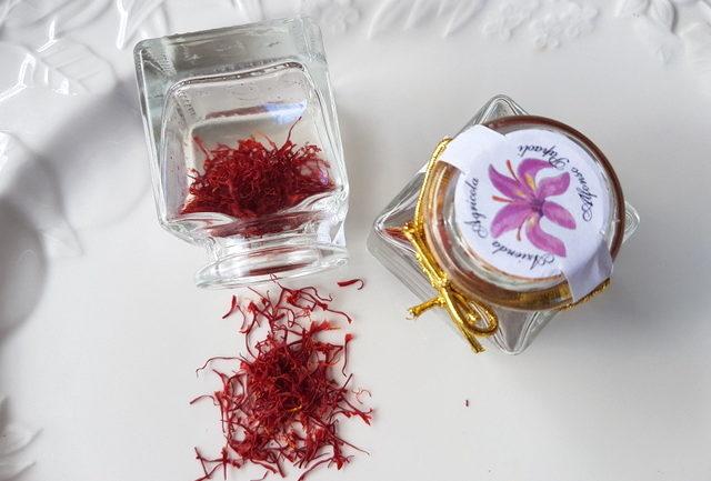 Navelli saffron from Abruzzo