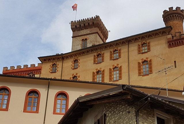 Barolo Castle
