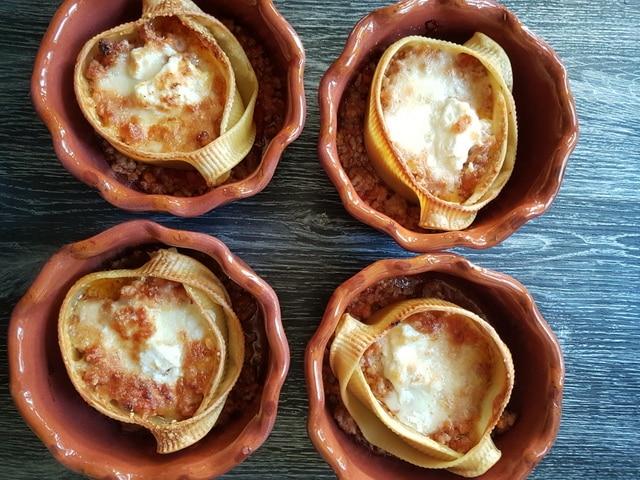 Caccavelle pasta alla Sorrentina