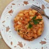 Chifferi Elbow Pasta with Cannellini Beans and Tuna
