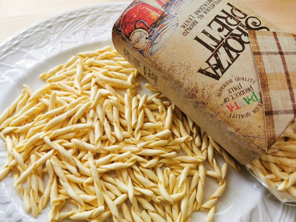 dried strozzapreti