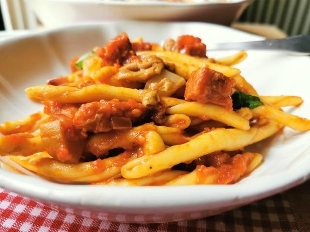 Calabrian pasta alla Silana