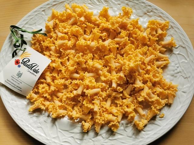 gigli pasta by Pasta Vale