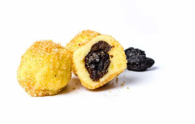 Gnocchi with plums Friuli Venezia Giulia