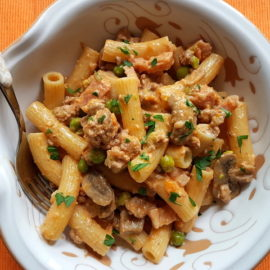 Pasta alla pastora recipe from Alto Adige (South Tyrol)