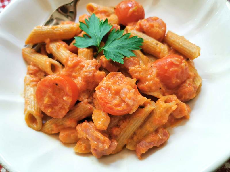 penne alla vodka pasta with vodka sauce