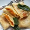 Pumpkin Tortelli; recipe from Mantova.