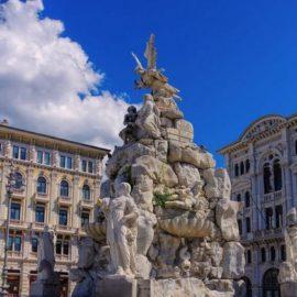 Trieste capital of Friuli Venezia Giulia