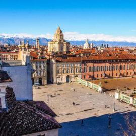 Turin Torino Piedmont