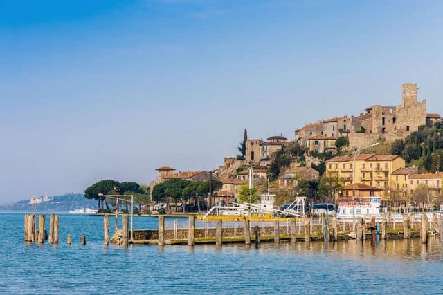 Lake Trasimeno in Umbria