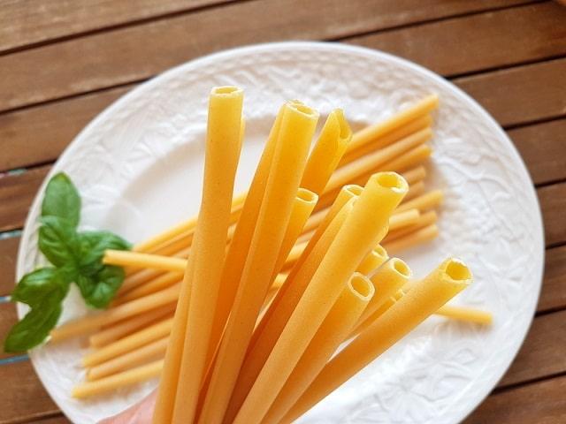 ziti pasta from Naples