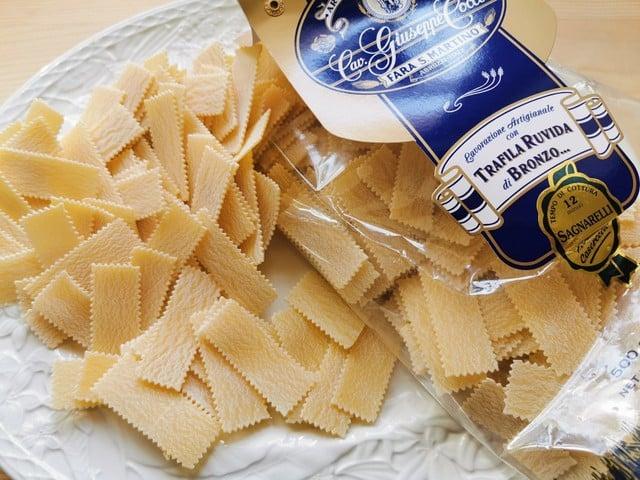 sagnarelli pasta by Giuseppe Cocco
