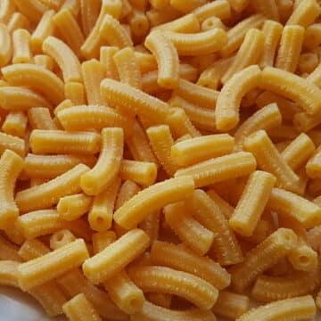 gargati pasta from Veneto