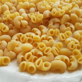 gomiti elbow pasta (chifferi)