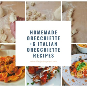 homemade orecchiette with 6 Italian orecchiette recipes