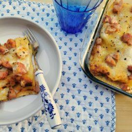 Lasagna Valdostana